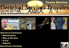 Electrical Services Provides