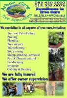 Arbor Care Tree Specialists