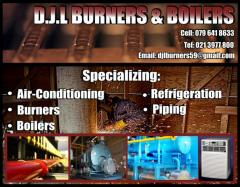 D.J.L. Burners and Boilers