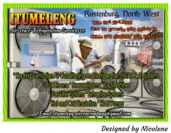 I Tumelenga Air-Con and Reefrigeration Services cc