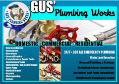 Gus Plumbing Works
