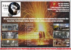 316 Steel Fabrication
