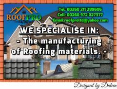 Roof pro Ltd