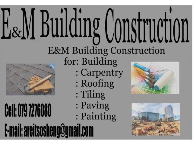E.M Building Construction
