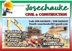 Josechauke Civil & Construction