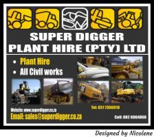 Super Digger Plant Hire (Pty) Ltd