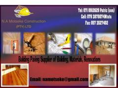 N.A. Motseke Construction