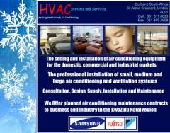 HVAC System and Services