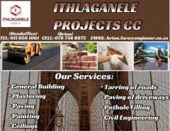 Ithlaganele Projects cc