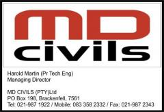 MD Civils