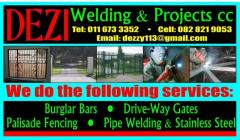 Dezi Welding & Projects cc