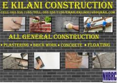 E Kilani Constructions
