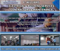 E Williams Electrical Services (Pty) Ltd