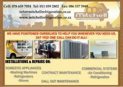 Mitchell Refrigeration & Air Conditioning
