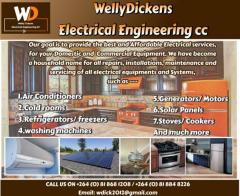 WellingDickens Electrical Engineering Cc
