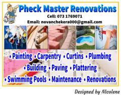 Pheck Master Renovations