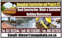 Amaqakala Construction and Projects CC