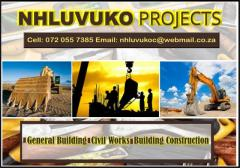 NHLUVUKO PROJECTS