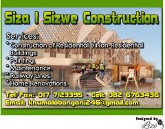 Siza I Sizwe Construction