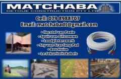 MATCHABA DETOUE CONSTRUCTION PTY LTD