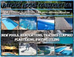 Patrick Pools Construction