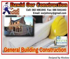 Dawid Oor Construction