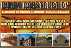 Bundu Construction