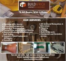 BuildAfrica Construction and Maintenance(Pty)Ltd