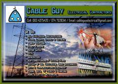 Cable Guy Electrical Contractors