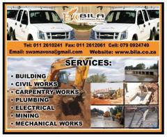Bila Civil Construction (Pty) Ltd