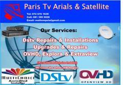 Paris Tv Arials & Satellite