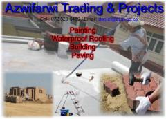 Azwifarwi Trading  & Projects