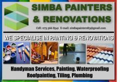 Simba Painters & Renovations