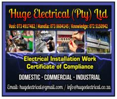 Huge Electrical (Pty) Ltd
