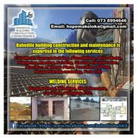 Bahedile Buildings Construction and Maintenance