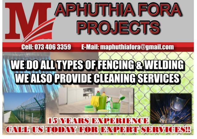 Maphuthia Fora Projects