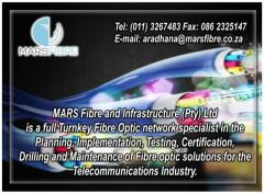 Mars Fibre & Infrastructure (Pty) Ltd