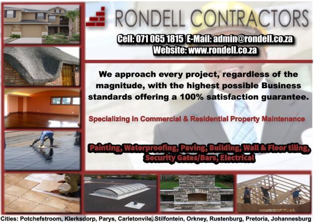 Rondell Contractors