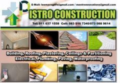 PISTRO CONSTRUCTION