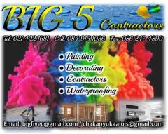 BIG Five Contractors