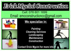 E.M.C Construction CC