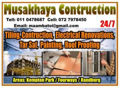 Musakhaya Contruction