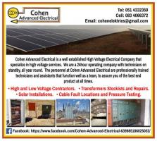 Cohen Advanced Electrical