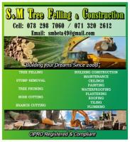 S & M Treefelling and Construction