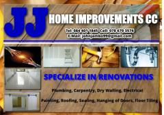 JJ Home Improvements CC