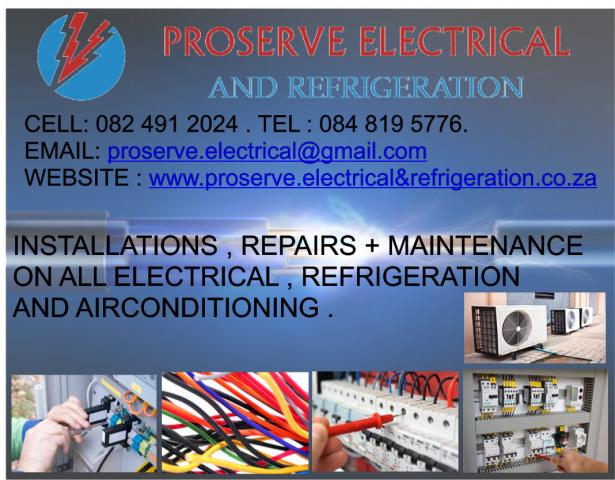 Proserve Electrical & Refrigeration