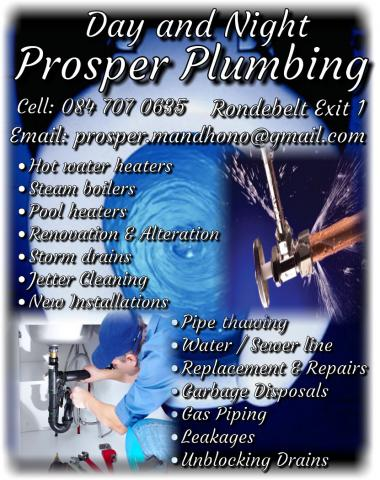Day and Night Prosper Plumbing