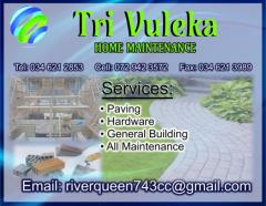 Tri Vuleka Home Maintenance
