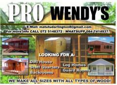 Pro Wendy's