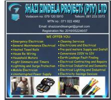Shazi Zindela Projects (Pty) Ltd